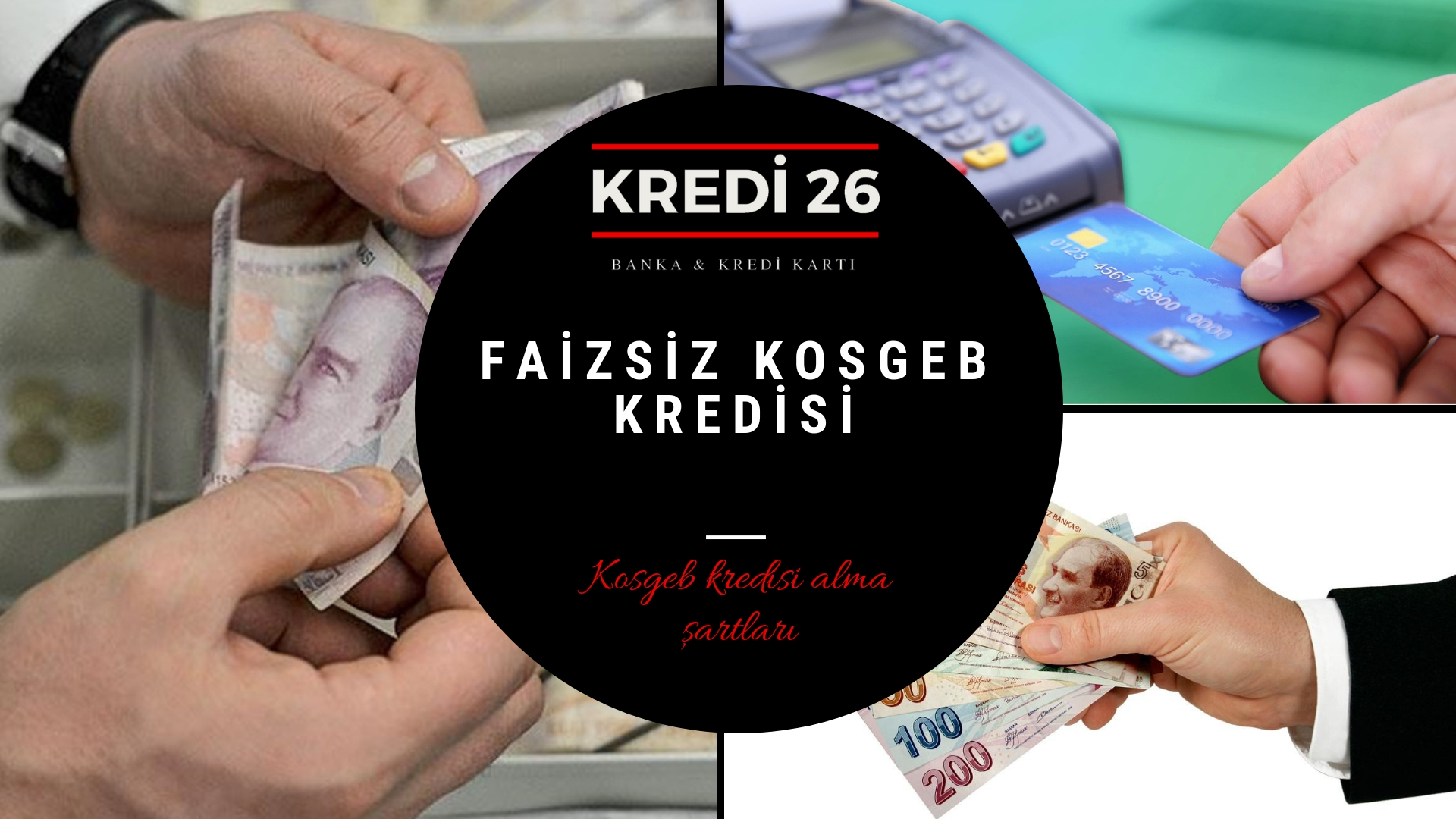 KOSGEB 50 bin TL faizsiz kredi başvuru ekranı