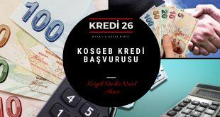 KOSGEB kredisi nasıl alınır? Destek kredisi başvuru şartları neler