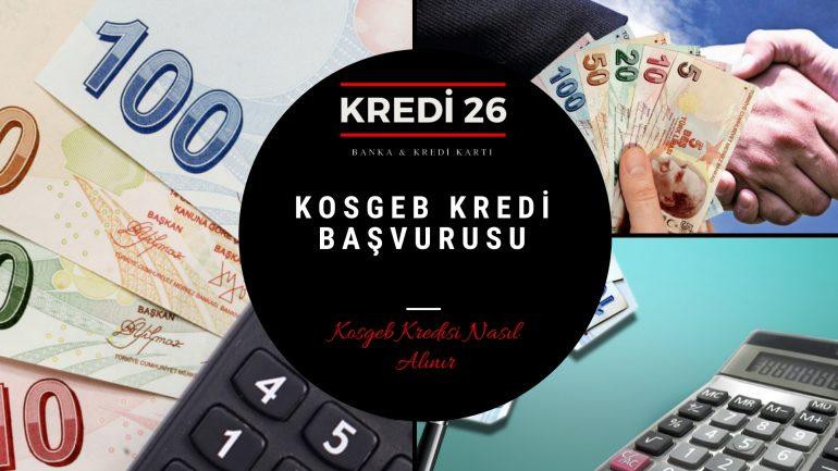 KOSGEB Kredi Başvurusu, KOSGEB kredisi nasıl alınır?, Destek kredisi başvuru şartları neler