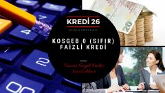 KOSGEB 0 (Sıfır) Faizli Kredi, KOSGEB Sıfır Faizli Kredi Desteği 2018 Yılı Şartları Nelerdir?