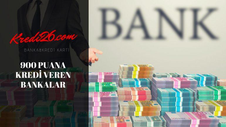 900 Puana Kredi Veren Bankalar, Düşük Kredi Notuna Kredi Veren Bankalar 2020 Sıfır Puana Kredi