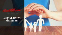 Akbank Hayat Sigortası, Kredi Hayat Sigortası – Akbank, (AvivaSA Emeklilik ve Hayat)