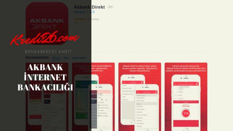 Akbank İnternet Bankacılığı, Akbank Direkt İnternet, Akbank Direkt İnternet Bireysel