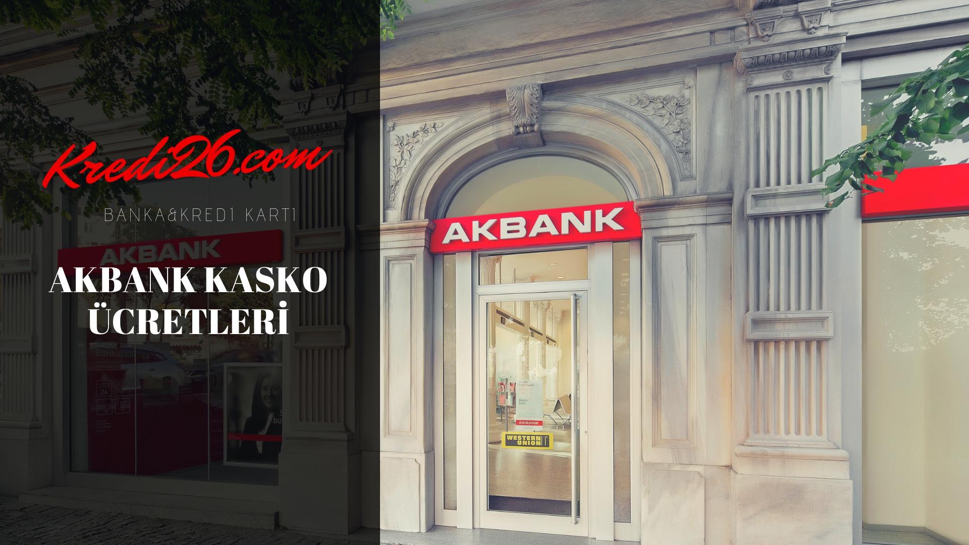Kırmızı Kasko - Akbank