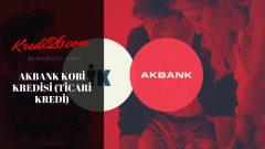 Akbank KOBİ Kredisi (Ticari Kredi), Taksitli Ticari Kredi – Akbank