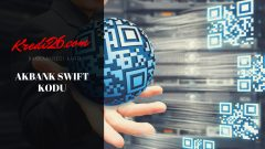 Akbank Swift Kodu, Akbank BIC Kodu / Swift Kodu AKBKTRIS