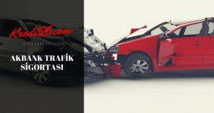 Zorunlu Trafik Sigortası - Akbank