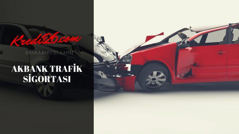 Akbank Trafik Sigortası, Zorunlu Trafik Sigortası – Akbank
