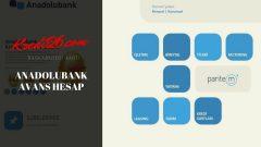 Anadolubank Avans Hesap, Eşit Taksitli Nakit Avans – Anadolubank