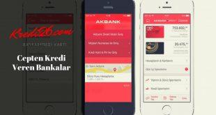Telefondan SMS Kredi Başvurusu Yapabilen 8 Banka Önerisi