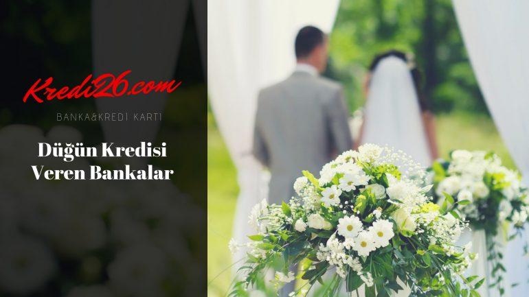 Düğün Kredisi Veren Bankalar, DEVLET DESTEKLİ EVLİLİK KREDİSİ VEREN BANKALAR