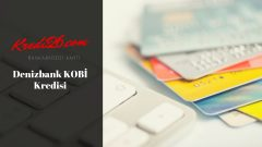 Denizbank KOBİ Kredisi (Ticari Kredi), DenizBank Esnaf Kredisi Hesaplama | KOBİ Kredi Başvuru