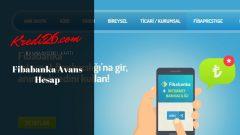 Fibabanka Avans Hesap, Kredili Mevduat Hesabı | Fibabanka