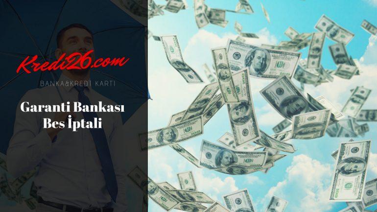 Garanti Bankası Bes İptali, Otomatik Katılım Sistemi'nden nasıl ayrılabilirim? | Garanti Emeklilik