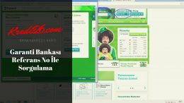 Garanti Bankası Referans No İle Sorgulama, Paramatik   Dijital Bankacılık   Garanti Bankası