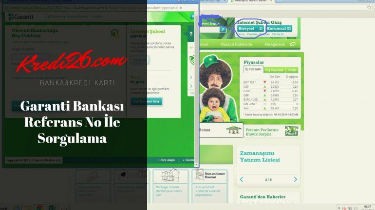 Garanti Bankası Referans No İle Sorgulama, Paramatik | Dijital Bankacılık | Garanti Bankası