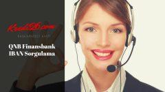 QNB Finansbank IBAN Sorgulama, Finansbank – IBAN Hesaplama