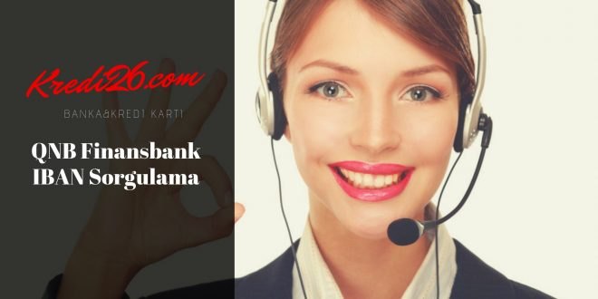 Finansbank – IBAN Hesaplama