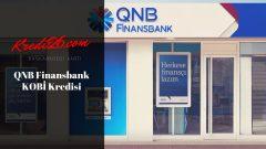 QNB Finansbank'ın KOBİ Kredisi (Ticari Kredi), 3 Ay Ödemesiz Kobi Kredisi – QNB Finansbank
