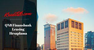 QNB Finansleasing Finansal Kiralama Türkiye
