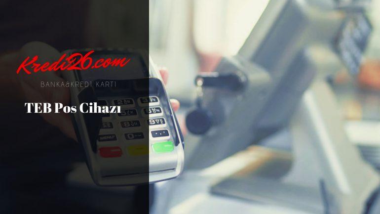 TEB Pos Cihazı, Kobiler için TEB POS | Türk Ekonomi Bankası