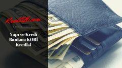 Yapı ve Kredi Bankası KOBİ Kredisi (Ticari Kredi), Taksitli Ticari Krediler | Krediler | Yapı Kredi