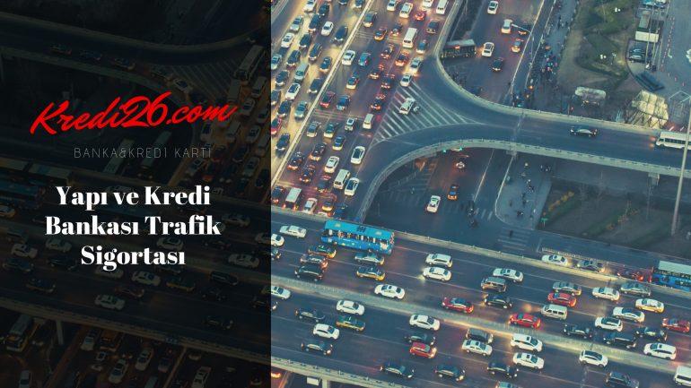 Yapı ve Kredi Bankası Trafik Sigortası, Zorunlu Trafik Sigortaları | Araç Sigortaları | Yapı Kredi