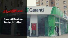 Garanti Bankası Kasko Ücretleri, Kazançlı Kasko Başvurusu | Garanti Bankası