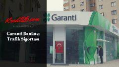 Garanti Bankası Trafik Sigortası, Zorunlu Trafik Sigortası Başvuru | Garanti Bankası