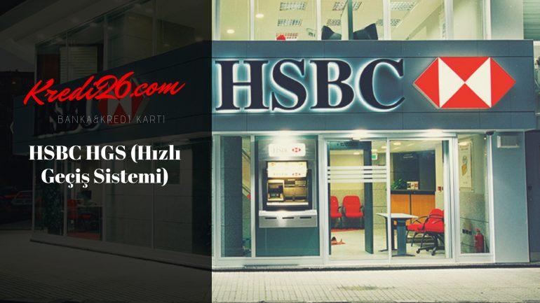 HSBC HGS (Hızlı Geçiş Sistemi), Plaka ile HGS ceza sorgulama ve borç ödeme