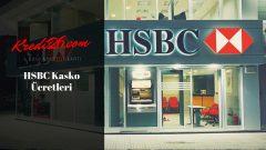 HSBC Kasko Ücretleri, Kasko Sigorta Poliçesi | HSBC