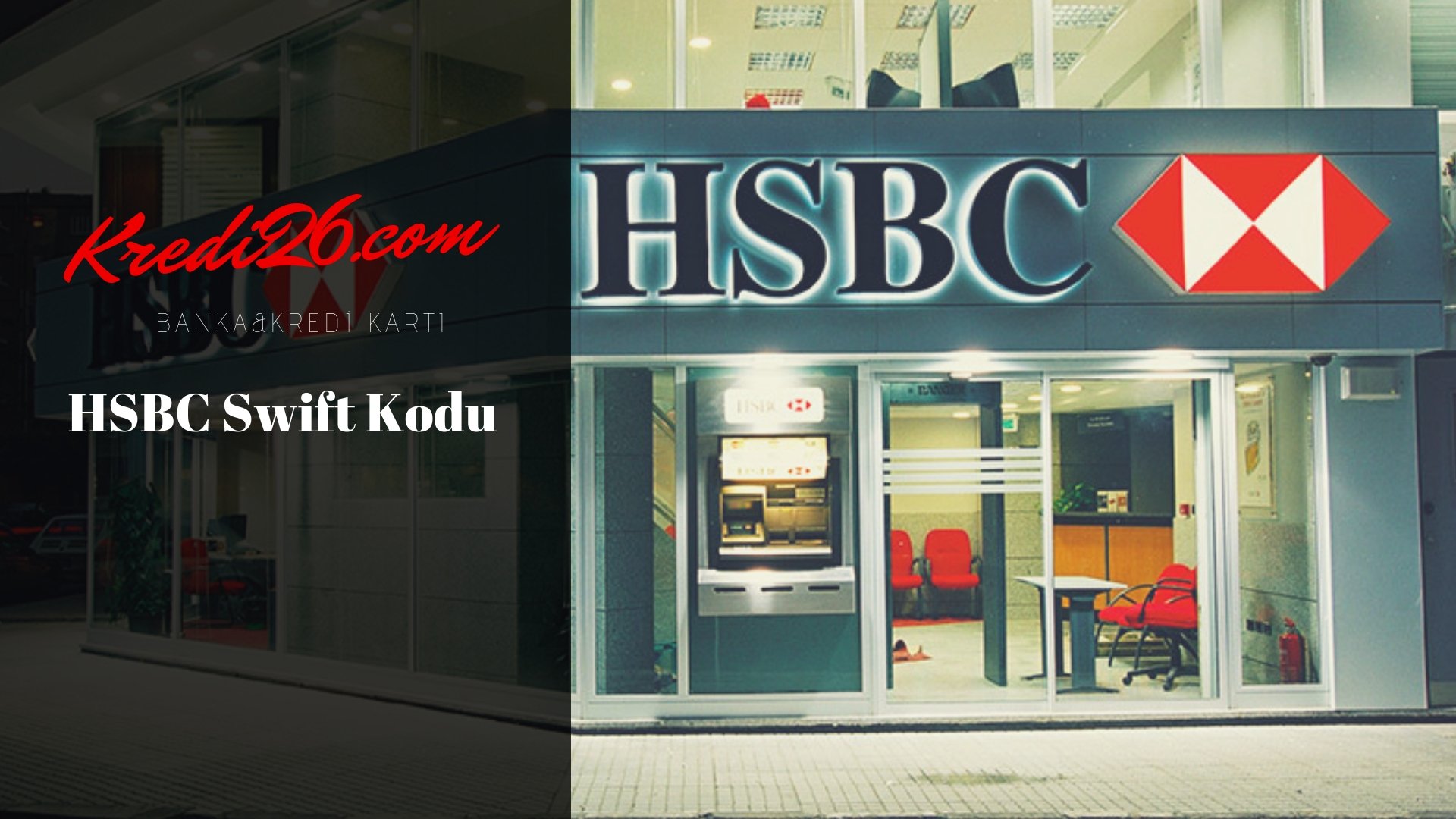 HSBC Swift Kodu Sorgulama