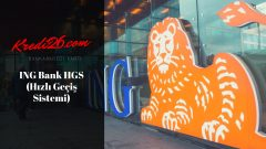 ING Bank HGS (Hızlı Geçiş Sistemi), HGS Satan Bankalar Hangileri