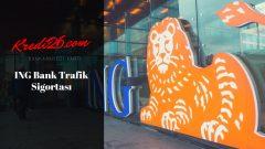 İng Bank Trafik Sigortası, Kasko Sigortası | ING Bank