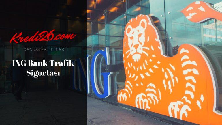 İng Bank Trafik Sigortası, Kasko Sigortası   ING Bank