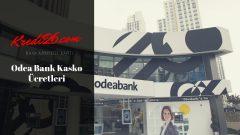 Odeabank Kasko Ücretleri, Araç Sigortaları | Sigorta ve Bireysel Emeklilik | Odeabank
