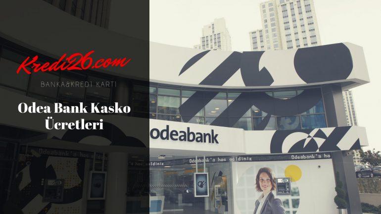Odeobank Kasko Ücretleri, Araç Sigortaları | Sigorta ve Bireysel Emeklilik | Odeabank