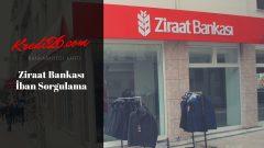 Ziraat Bankası İban Sorgulama, Ziraat İnternetten İban Sorgulama