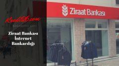 Ziraat Bankası İnternet Bankacılığı, Ziraat Bankası İnternet Bankacılığı Şifresi