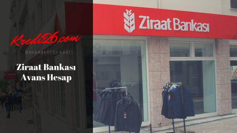 Ziraat Bankası Avans Hesap, Kredili Mevduat Hesabı
