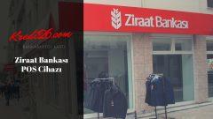 Ziraat Bankası POS Cihazı, POS ve Üye İşyeri | Kart ve Üye İşyeri