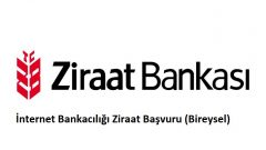 İnternet Bankacılığı Ziraat Başvuru (Bireysel)