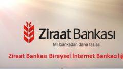 Ziraat Bankası Bireysel İnternet Bankacılığı (İletişim)