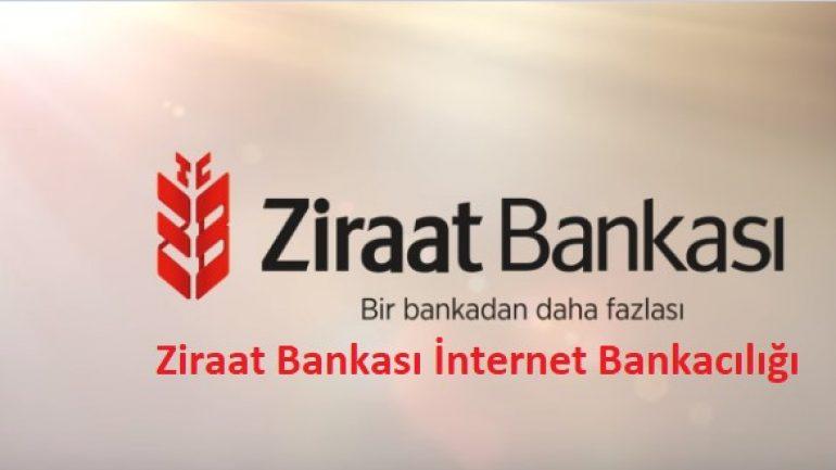 Ziraat Bankası İnternet Bankacılığı (Bireysel Hizmetler)