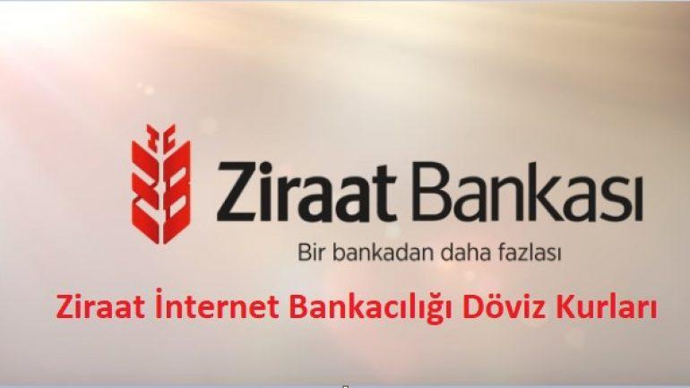 Ziraat İnternet Bankacılığı Döviz Kurları (Uygulama İndir, Nasıl Açılır?)