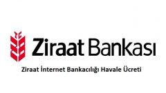 Ziraat İnternet Bankacılığı Havale Ücreti (Giriş, Para Transferi)