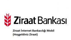 Ziraat İnternet Bankacılığı Mobil (Hoşgeldiniz Ziraat)