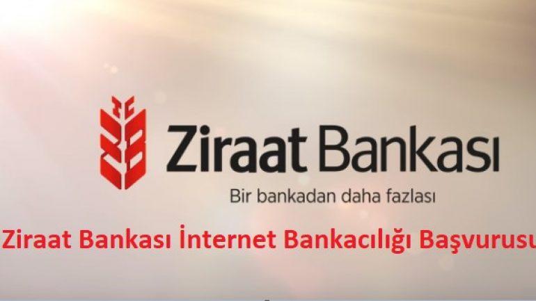 Ziraat Bankası İnternet Bankacılığı Başvurusu (Nasıl, Nereye Yapılır?)