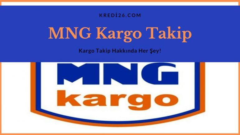 MNG Kargo Takip- Mng Kargo Takip Nasıl Yapılır?