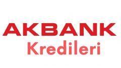 Akbank Kredi Başvurusu | Akbankası İhtiyaç Kredisi 2020